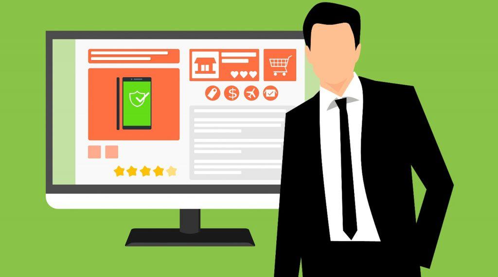 e commerce web sites