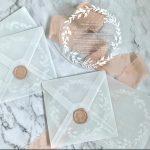 newspecial acrylic wedding birthday card